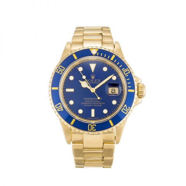 How To Tell A Fake Rolex Submariner 16618